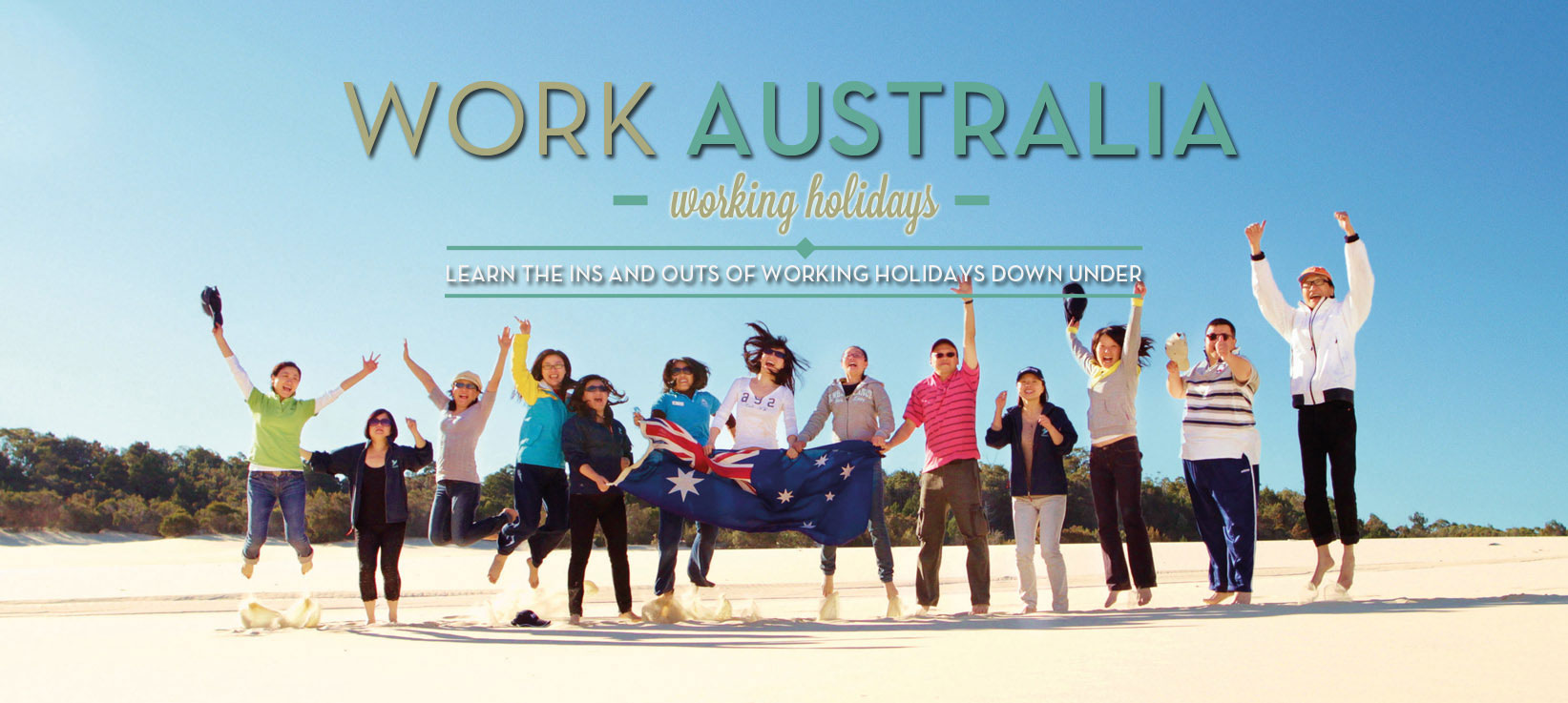 Working Holiday Visa for Australia from Dubai, UAE